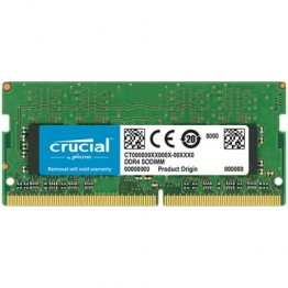 Memorie RAM laptop Crucial CT4G4SFS8266, 4 GB, DDR4, 2666 Mhz