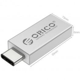 Adaptor Orico USB 3.0 CTA1 Argintiu