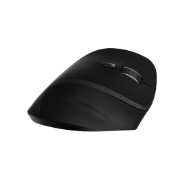 Mouse vertical Canyon CNS-CMSW16B, Wireless, USB Receiver, 1600 DPI, 6 Butoane, Negru
