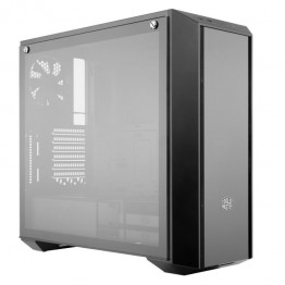 Carcasa Cooler Master MasterBox Pro 5 RGB , Middle Tower , Gaming , Negru