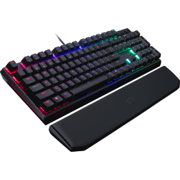Tastatura gaming mecanica Cooler Master MasterKeys MK750, Cherry MX Speed
