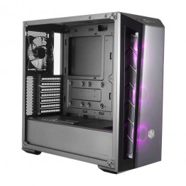 Carcasa CoolerMaster MasterBox MB520 , Middle Tower , Gaming