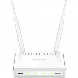 Access point D-Link DAP-2020 , 300 Mbps , Alb
