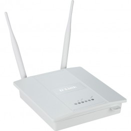 Access point D-Link DAP-2360 , Interior , 300 Mbps , 802.11 b/g/n , Alb