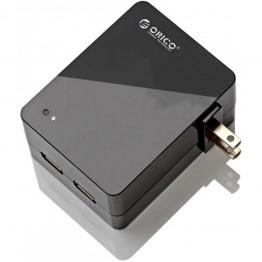 Incarcator retea USB Orico DCA-2U Negru