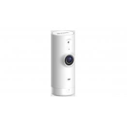 Camera supraveghere D-Link DCS-8000LH , Rezolutie HD , Unghi 120 de grade , Design Mini , Alb