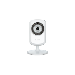 Camera de supraveghere IP D-Link DCS-933L , Senzor CMOS , Day & Night , WiFi , Alb
