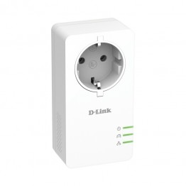 Powerline D-Link DHP-P601AV , Gigabit Kit , 1000 Mbps , 128 Bit AES