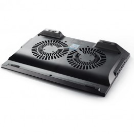 Stand cooler laptop Deepcool N8 Negru