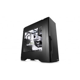 Carcasa desktop DeepCool Dukase V3 , Middle Tower , Negru