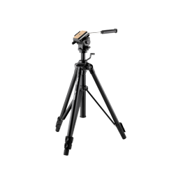 Trepied foto Velbon DV-7000N , 162.5 cm , Aluminiu , Negru