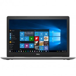 Laptop Dell Inspiron 5570 , 15.6 Inch Full HD , Intel Core I5-8250u , 4 GB DDR4 , 1 TB HDD , AMD Radeon 530 2 GB GDDR5 , Windows 10 Home , Argintiu