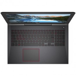 Laptop Dell Inspiron 7577 Gaming , 15.6 Inch Full HD , Intel Core I5-7300HQ , 8 GB DDR4 , 256 GB SSD , nVidia GeForce GTX 1060 6 GB GDDR5 , Windows 10 Home , Negru