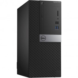 Desktop PC Dell Optiplex 3040 MiniTower Intel Core I3-6100 Skylake 4 GB DDR3 500 GB HDD Intel HD 530 Linux