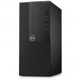 Desktop PC Dell Optiplex 3050 Mini Tower Intel Core I3-7100 Kaby Lake 4 GB DDR4 500 GB HDD Intel HD 630 Linux