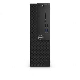 Desktop PC Dell Optiplex 3050 SFF Intel Core I5-7500 Kaby Lake 8 GB DDR4 1 TB HDD Intel HD 630 Linux