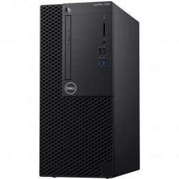 Desktop Dell Optiplex 3060 , Mini Tower , Intel Core I3-8100 , 4 GB DDR4 , 256 GB SSD , Windows 10 Pro
