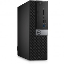 Desktop PC Dell Optiplex 5050 SFF Intel Core I5-7500 Kaby Lake 4 GB DDR4 500 GB HDD Intel HD 630 Linux
