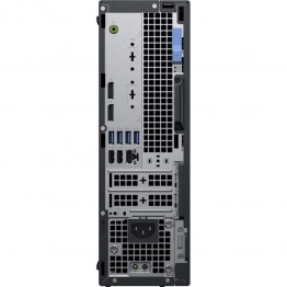 Sistem PC Dell Optiplex 5060 SFF, Intel Core I5-8500, 8 GB DDR4, 256 GB SSD, Intel UHD 630, Windows 10 Pro