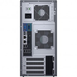 Server Dell PowerEdge T130 , Intel Xeon E5-1220 v6 , 4 GB DDR4 , 1 TB HDD , Fara sistem de operare