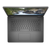 Laptop Dell Vostro 3400, 14 Inch FullHD, Intel Core I5-1135G7, 8 GB DDR4, 512 GB SSD, Intel Iris XE, Windows 10 Pro, Gri