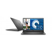Laptop Dell Vostro 3500, 15.6 Inch FullHD, Intel Core I7-1165G7, 8 GB RAM, 512 GB SSD, Intel Iris XE, Linux, Gray