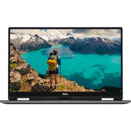 Laptop Dell XPS 9365 2 in 1 , 13.3 Inch Touch Infinity Edge , Intel Core I7-7Y75 , 8 GB DDR3 , 512 GB SSD , Intel HD 615 , Windows 10 Home , Gri