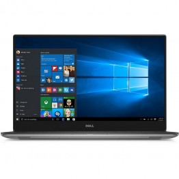 Ultrabook Dell XPS 9560 , 15.6 Inch Ultra HD Infinity Edge , Intel Core I5-7300HQ , 8 GB DDR4 , 256 GB SSD , nVidia GeForce GTX 1050 4 GB GDDR5 , Windows 10 Pro , Argintiu