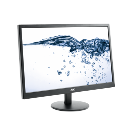 Monitor LED AOC E2470SWDA , Full HD , 23.6 Inch , Panel TN , Negru