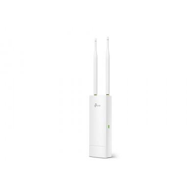 Acces point TP-Link EAP110 , N300 , Exterior , Alb