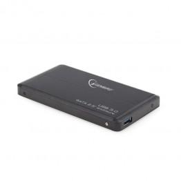 Rack extern Gembird 2.5 inch USB 3.0 Negru