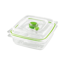 Caserola vidare Food Saver , Capacitate 0.71 litri , Transparent
