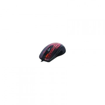 Mouse A4Tech gaming X7 Oscar XL-750 , Laser , 3600 DPI , Fiery Red
