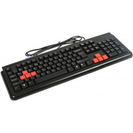 Tastatura gaming A4Tech G300K , USB , Negru