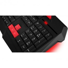 Kit mouse tastatura Gamdias Ares V2 Essential Combo