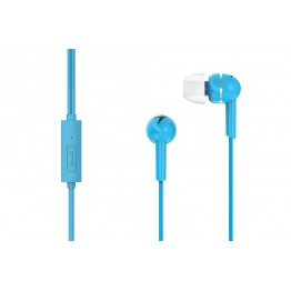 Casti Genius HS-M300, In Ear, 3.5 mm Jack, Albastru