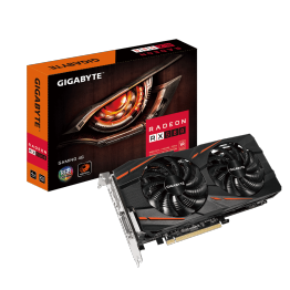 Placa video Gigabyte AMD Radeon RX 580 Gaming , 4 GB GDDR5 , 256 Bit
