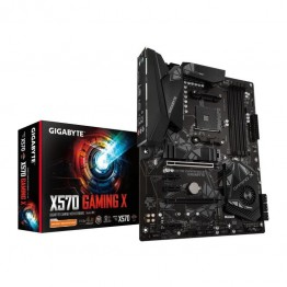 Placa de baza Gigabyte X570 Gaming X, ATX, AMD X570, AM4