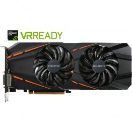 Placa video Gigabyte nVidia GeForce GTX 1060 G1 Gaming , 6 GB GDDR5 , 192 Bit