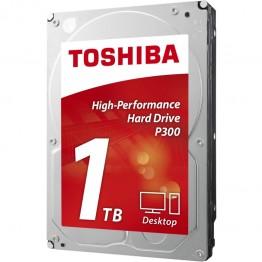 Hard disk intern Toshiba P300 , 1 TB , SATA 3 , 64 Mb , 7200 RPM