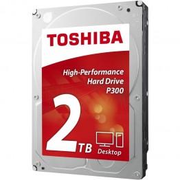 Hard disk intern Toshiba P300 , 2 TB , SATA 3 , Buffer 64 MB , 3.5 Inch