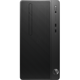 Sistem PC HP 285 G3 Tower, AMD Ryzen 5 2400G, 8 GB DDR4, 256 GB SSD, AMD Radeon RX Vega 11, Windows 10 Pro