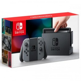 Consola gaming Nintendo Switch Gri