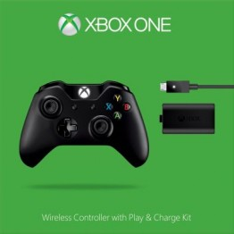 Controller wireless si Kit Charge and Play XBox One