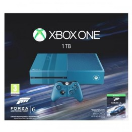 Consola gaming XBox One , 1 TB Limited Edition , Forza Motorsport 6