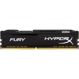 Memorie RAM Kingston HyperX Fury , DDR4 , 16 GB , 2666 Mhz
