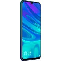 Smartphone Huawei P Smart 2019 , Dual Sim , 6.21 Inch IPS Full HD , Octa Core , 3 GB RAM , 64 GB , Trei camere , Android Pie , Blue
