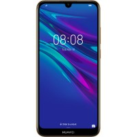 Smartphone Huawei Y6 2019, Dual Sim, 6.09 Inch, Quad Core, 2 GB RAM, 32 GB, Android Pie, Amber Brown