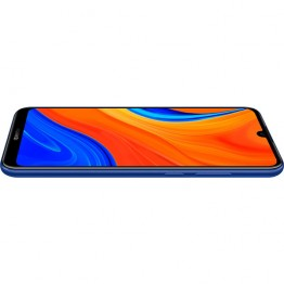 Smartphone Huawei Y6s, Dual Sim, 6.09 Inch HD+, MTK MT6765 Octa Core, 3 GB RAM, 32 GB Flash, Android Pie, Orchid Blue