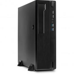 Carcasa desktop Inter-Tech IT-502 , Mini Tower , Negru
